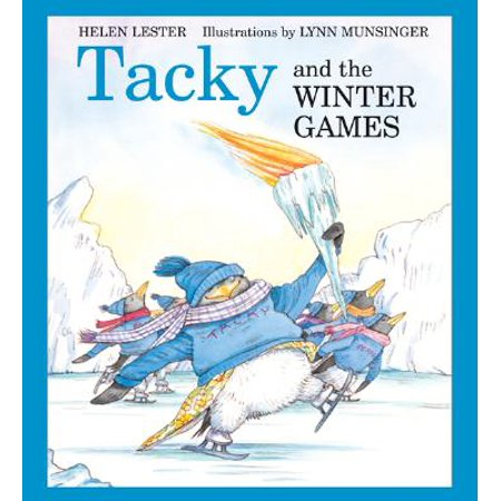 Tacky and the Winter Games (Tacky Tourist)