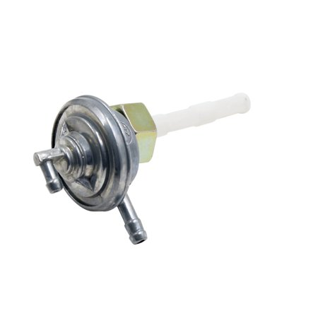 Universal Motorcycle Fuel Switch Oil Petrol Gas Tank Tap Petcock Valve 15mm