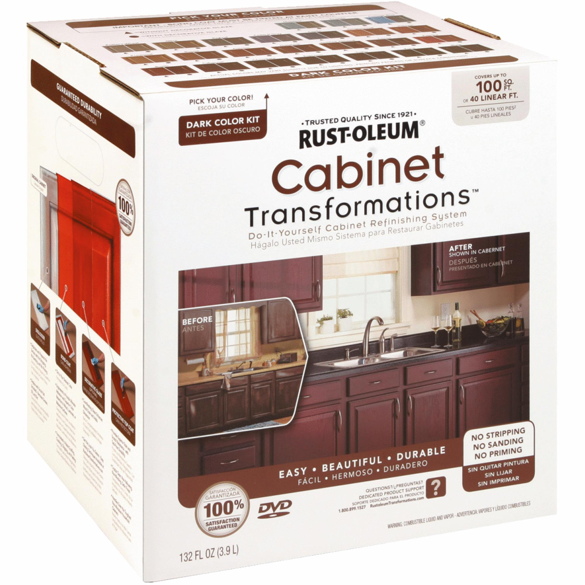 Rust-Oleum Cabinet Transformations Cabinet Coating Kit