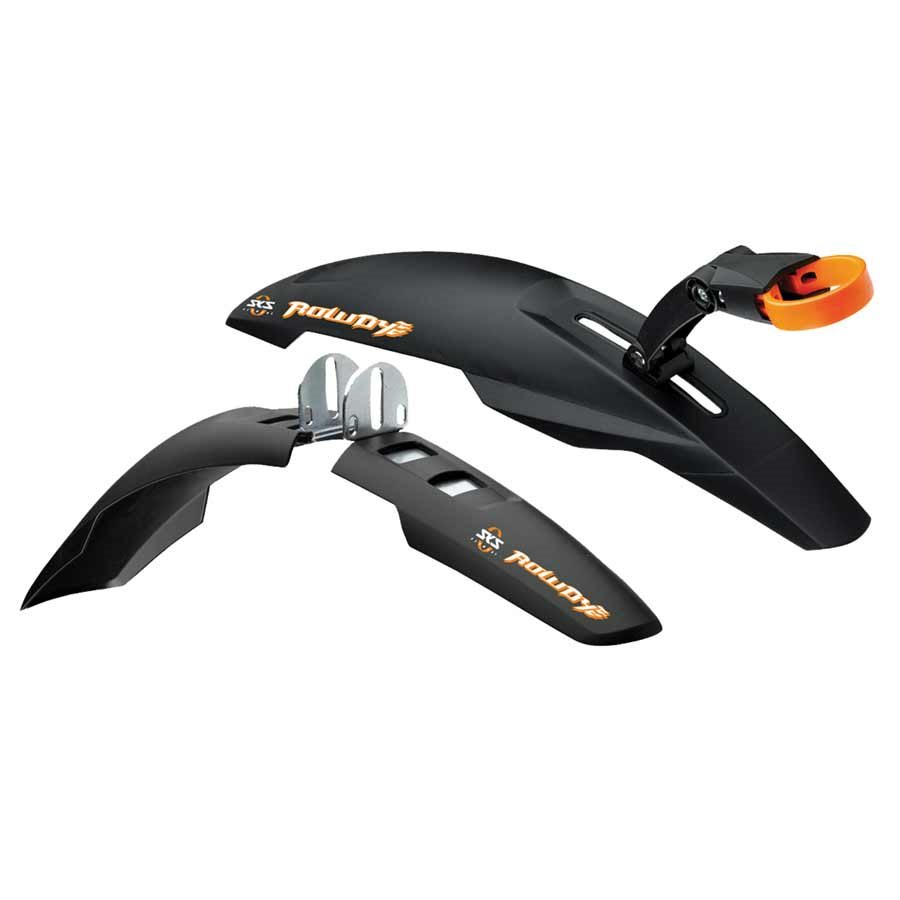 """SKS Germany Rowdy 20-24"""" Front/Rear Set Easy Mounting For Kids Bikes"""