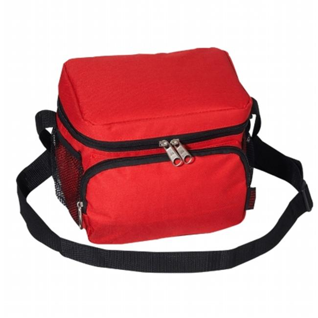 Everest CB6-RD 8. 5 inch Insulated Cooler Bag