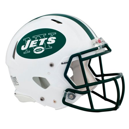 New York Jets Fathead Giant Removable Helmet Wall Decal - No