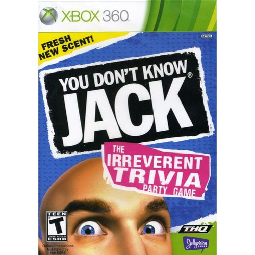 You Don't Know Jack (Xbox 360)