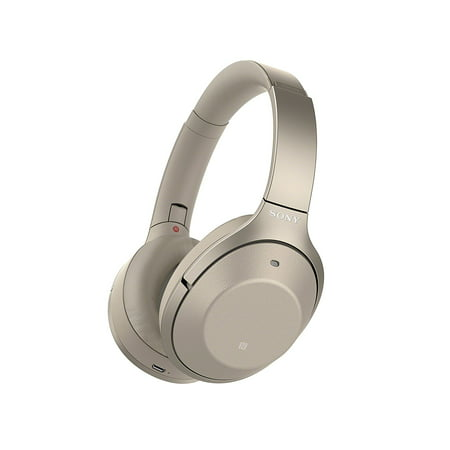 Sony WH1000XM2 Premium Noise Cancelling Wireless Headphones ? Gold (WH1000XM2)