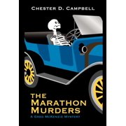 The Marathon Murders (a Greg McKenzie Mystery) (Hardcover)
