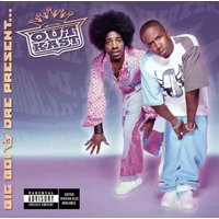 Dre Present,Outkast (CD) (explicit)