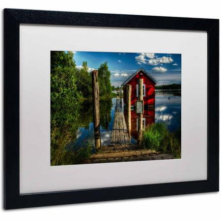 Timber Frame Builders - Trademark Fine Art