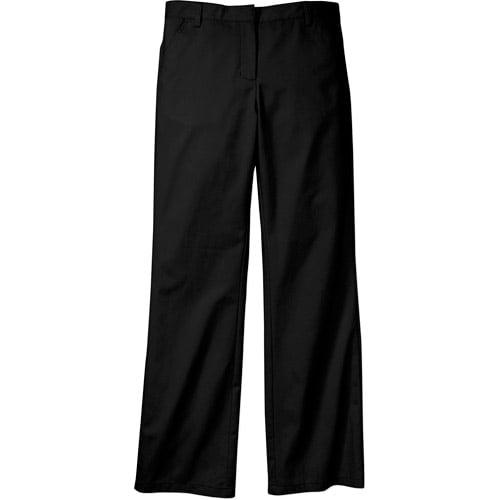 George Juniors' Plus School Uniform Flat Front Bootcut Pants