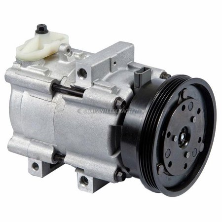 AC Compressor & A/C Clutch For Hyundai Sonata Elantra Accent