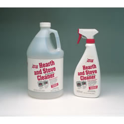 Speedy White Hearth & Stove Cleaner by Copperfield - 1 Gal, Case Of 4