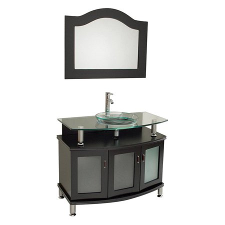 Click here for Contento Collection FVN3316ES 40 Espresso Modern B... prices