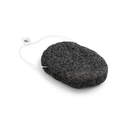 - EcoTools Charcoal Konjac Facial Cleansing Sponge (Shape May Vary)