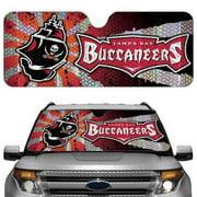 Nfl Buccaneers Auto Sun Shade