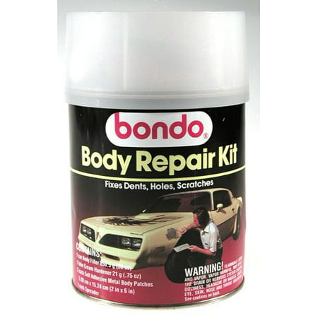 bondo 312 body repair kit 1 qt can. Black Bedroom Furniture Sets. Home Design Ideas