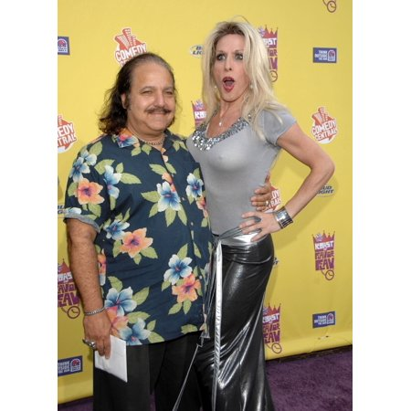 Ron Jeremy  Alexis Arquette At Arrivals For The Comedy Central Roast Of Flavor Flav  The Warner Brothers Studio Lot  Los (Flavour Flav Clock)