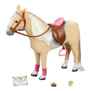 "My Life As 18-inch Poseable Horse Doll Playsets for 18"" Dolls, 9 Pieces, Multiple Colors"
