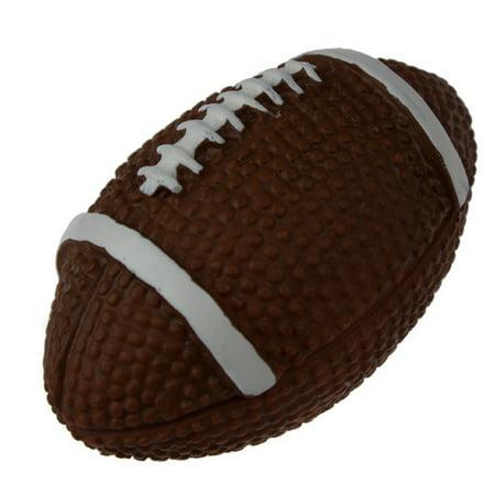 GlideRite Hardware Handpainted Football Oval Knob