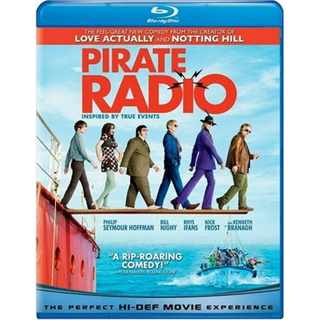 Pirate Radio (Blu-ray)
