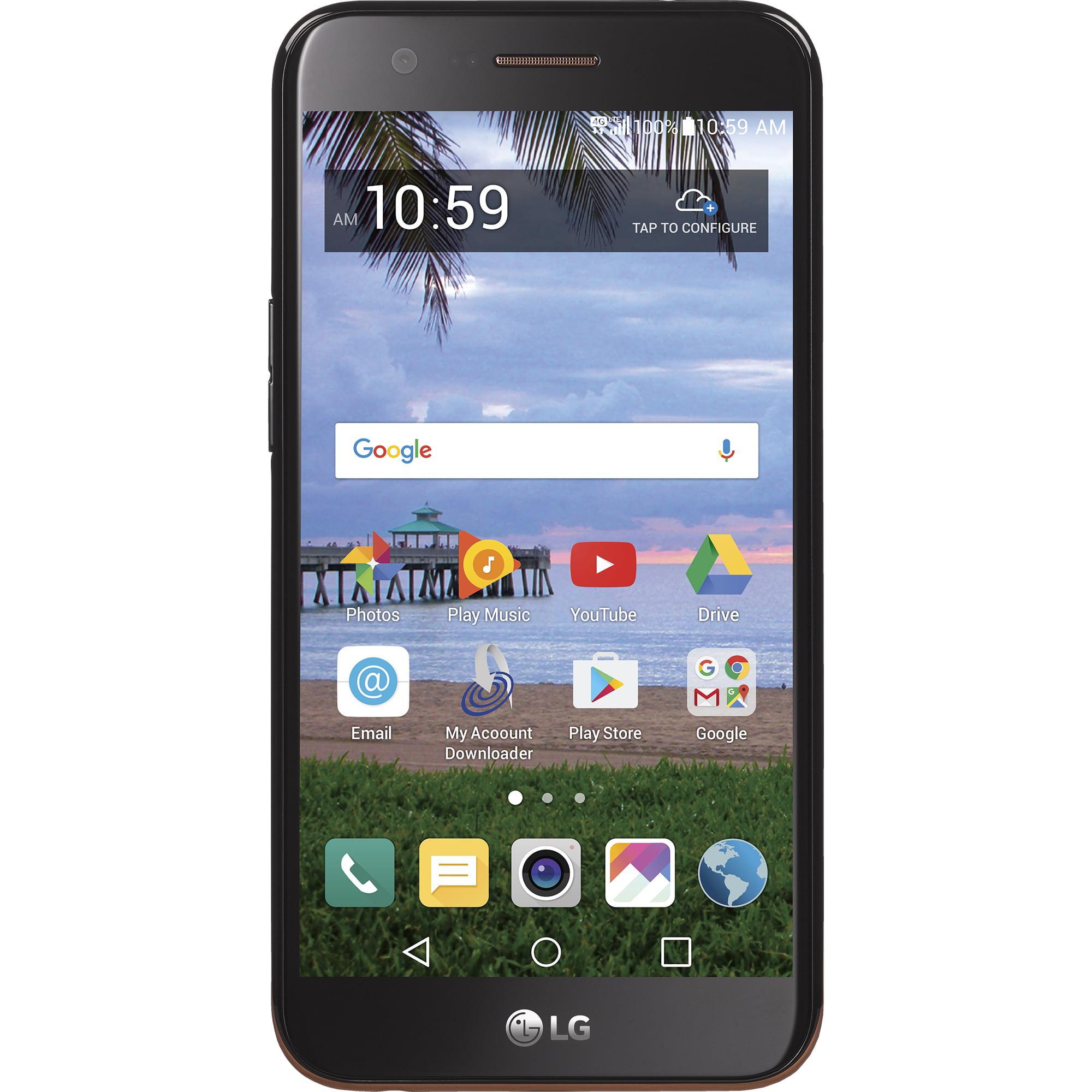 Straight Talk LG Grace 4G LTE Prepaid Smartphone