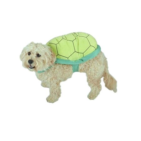 Turtle Rider Pet Costume Made for (Small/Medium Breeds) Dog Halloween, Size Small/Medium. Style #083-09-2666. By Target Ship from US](Target 2017 Halloween Clearance)