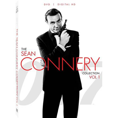 007: The Sean Connery Collection Volume 1 (With INSTAWATCH) by Mgm