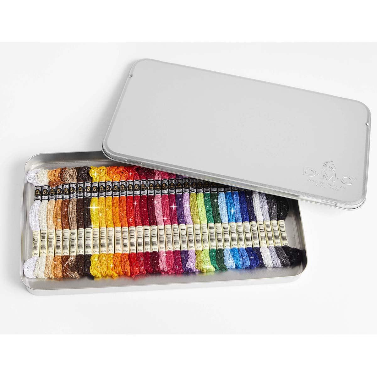 DMC® Etoile 35 Collector's Tin Floss