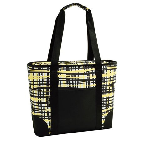 1d0591500a9 Picnic at Ascot 421-P Extra Large Insulated Cooler Tote - Paris - image 1  ...