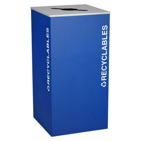 Recycled Kaleidoscope - Ex-Cell Kaleidoscope XL Series 36 Gallon Recycling Bin