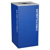 Ex-Cell Kaleidoscope XL Series 36 Gallon Recycling Bin