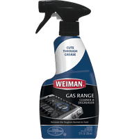 Weiman Cooktop Cleaner & Degreaser - 12 Ounce