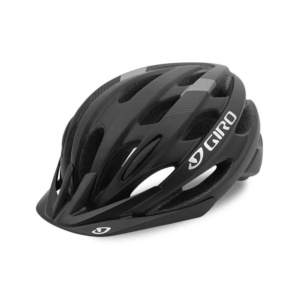 Giro Revel Bike Helmet (Matte Black/Charcoal) (Universal ...