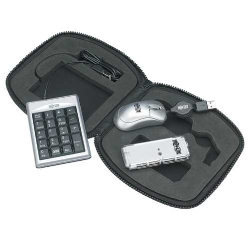NOTEBOOK LAPTOP PERIPHERAL KIT KEYPAD MOUSE HUB USB