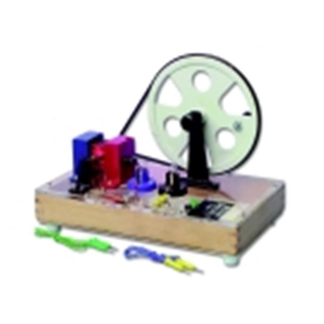 Frey Scientific Ac-Dc Generator Set - 10 x 7 x 9 inch