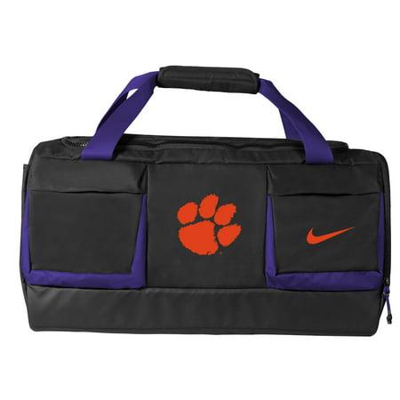 Clemson Tigers Nike Vapor Duffel Bag - No Size