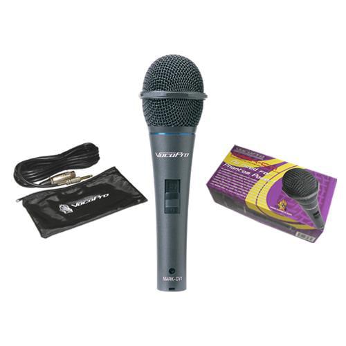 Vocopro Mark-cv1 Microphone - 50 Hz To 18 Khz - Wired - Dynamic - Handheld (markcv1)