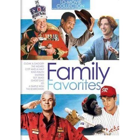 Family Favorites Movie Collection