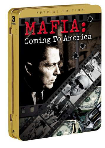 Mafia: Coming To America (Tin Case) (Full Frame) by MADACY ENTERTAINMENT GROUP INC
