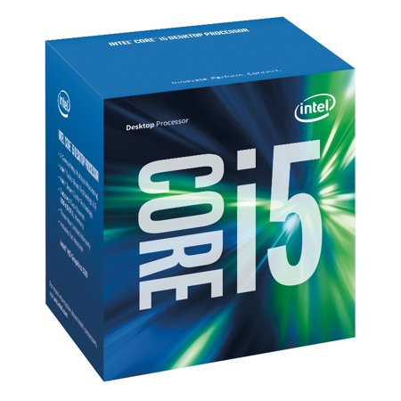 Intel Core i5-6600K 3.5GHz Skylake CPU LGA1151 Desktop Cache