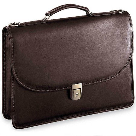 Single Replacement Flap - Jack Georges Platinum Single Gusset Flap with Open Back Pocket