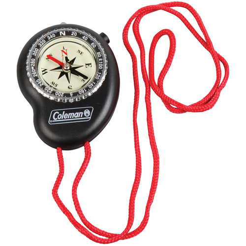 Coleman Compass with LED Light by COLEMAN