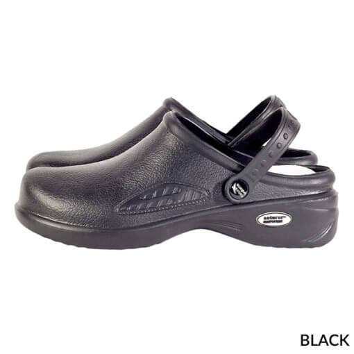 NATURAL UNIFORMS ULTRALITE WOMENS CLOG WITH STRAP FREE SHIPPING