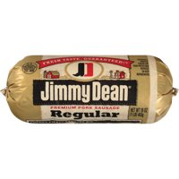 Jimmy Dean Premium Pork Regular Sausage Roll, 16 oz.
