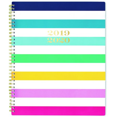 Emily Ley Simplified Academic Weekly-Monthly Large Planner - Academic Planners