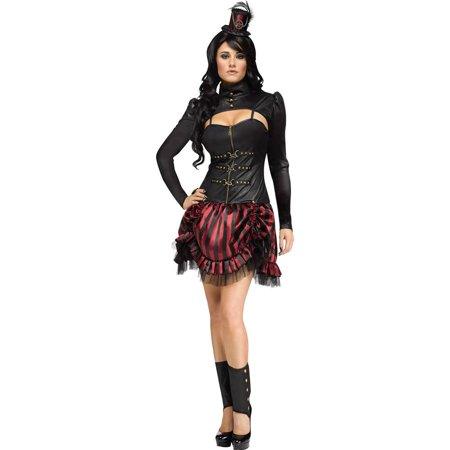Steampunk Sally Spat Adult Costume