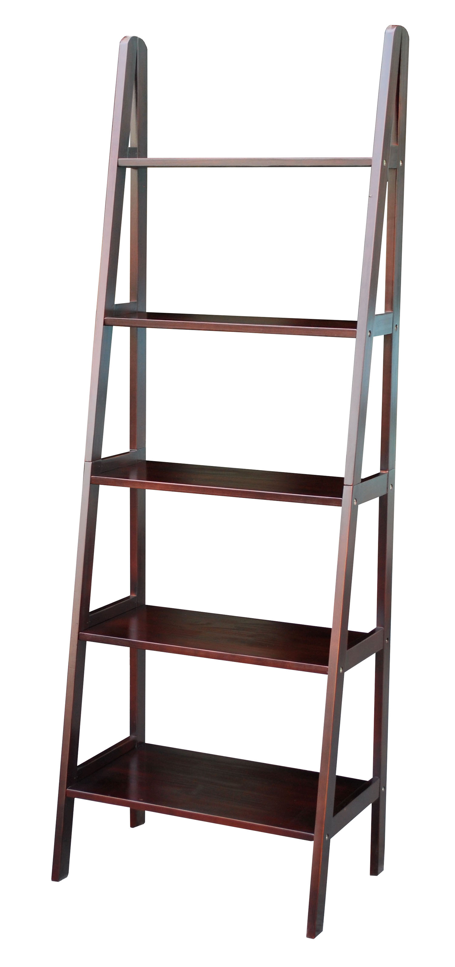 bookshelf furniture home decor decorations bookcases wood house bookcase storage shelf ladder gorgeous inspiration