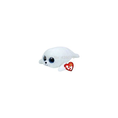 21091f666a1 Original TY Beanie Boos Icy the Seal Big Eyed Plush Toys 15CM Kids Stuffed  Animals Toys For Children Gifts - Walmart.com