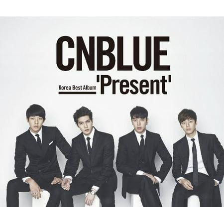 Korea Best Album Present (CD)