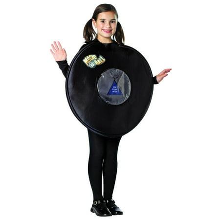 Magic Eight Ball Costume (Tween Magic 8 Ball Toy Kids Halloween)