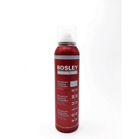 BOSLEY BOS-RENEW Volumizing Dry Shampoo 3.4 Oz