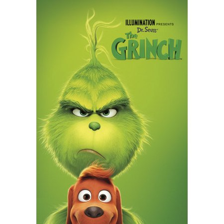 Illumination Presents: Dr. Seuss' The Grinch (DVD) for $<!---->